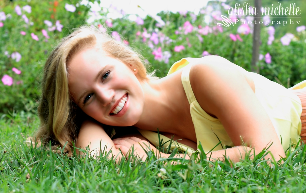 beautiful high school senior 2013
